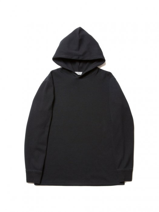 <img class='new_mark_img1' src='//img.shop-pro.jp/img/new/icons14.gif' style='border:none;display:inline;margin:0px;padding:0px;width:auto;' />COOTIE Honeycomb Thermal Hooded L/S Tee