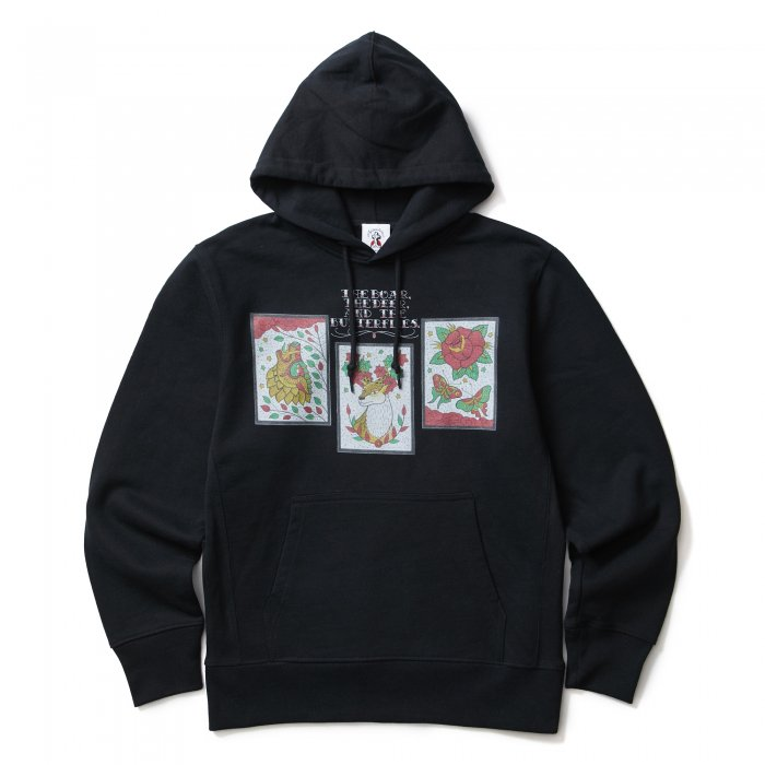 Softmachine WILD THREE HOODED