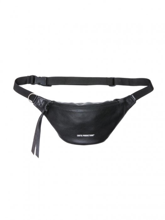 <img class='new_mark_img1' src='//img.shop-pro.jp/img/new/icons14.gif' style='border:none;display:inline;margin:0px;padding:0px;width:auto;' />COOTIE Leather Waist Pack