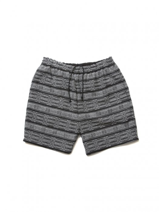 COOTIE / Mexican Jacquard Easy Shorts