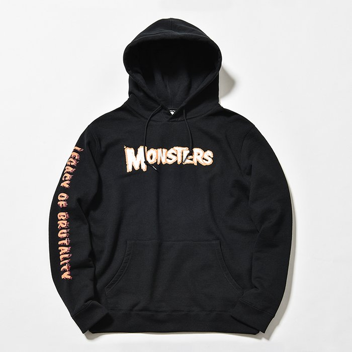 <img class='new_mark_img1' src='//img.shop-pro.jp/img/new/icons14.gif' style='border:none;display:inline;margin:0px;padding:0px;width:auto;' />RATS / MONSTERS HOODIE