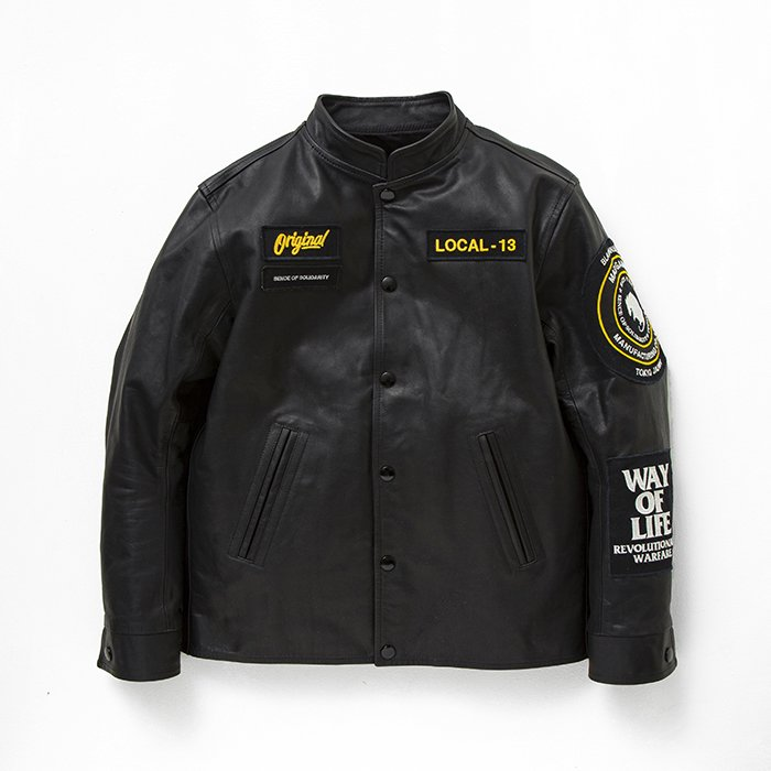 RATS / TEAM LEATHER JACKET