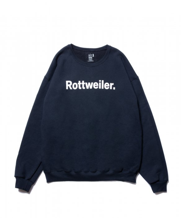 <img class='new_mark_img1' src='//img.shop-pro.jp/img/new/icons14.gif' style='border:none;display:inline;margin:0px;padding:0px;width:auto;' />ROTTWEILER / R・W Sweater