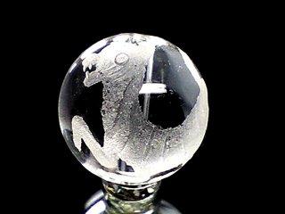 職人手彫の本格派!!風水☆ 四神獣彫刻【白虎】本水晶 8ミリ〜16ミリ