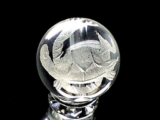 職人手彫の本格派!!風水☆ 四神獣彫刻【玄武】本水晶 8ミリ〜16ミリ