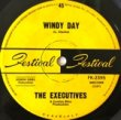 THE EXECUTIVES - WINDY DAY[festival/aus]'68/2trks.7 Inch w/company slv.