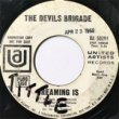 THE DEVIL'S BRIGADE - DREAMING IS[united artists/us]'68/2trks.7 Inch w/company slv.