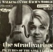 THE STRADIVARIUS - WALKING IN THE BACH'S WORLD[palette/bel]'67/2trks.7 Inch