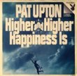 PAT UPTON - HIGHER AND HIGHER[playboy/us]'72/2trks.7 Inch ultra giga rare p/s