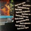 SAMANTHA JONES - FORD LEADS THE WAY[ford/holland]'68/2trks. 7 Inch with P/S