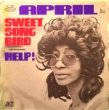 APRIL - SWEET SONG BIRD[epic/fra]'71/2trks.7 Inch  *split/wear slv(vg-/vg++)