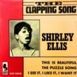 <img class='new_mark_img1' src='//img.shop-pro.jp/img/new/icons1.gif' style='border:none;display:inline;margin:0px;padding:0px;width:auto;' />SHIRLEY ELLIS - THE CLAPPING SONG E.P.[kapp/fra]'65/4trks.7 Inch (vg++/vg+)