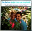 <img class='new_mark_img1' src='//img.shop-pro.jp/img/new/icons1.gif' style='border:none;display:inline;margin:0px;padding:0px;width:auto;' />JACKIE TRENT & TONY HATCH - LIVE FOR LOVE[pye/uk]'68/12trks.LP  *stamp b/slv.(ex/ex+)