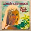 BIRGIT LYSTAGER - READY TO MEET YOU[artists/sweden]'70/9trks. gatehold slv.LP (vg+/ex-)