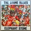THE STONE ROSES - ELEPHANT STONE[silvertone records]'88/4trks.12 Inch *edge wear(vg+/ex-)