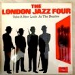 LONDON JAZZ FOUR - TAKE A NEW LOOK AT THE BEATLES[Polydor/UK]'67/11trks.LP (vg++/vg++)