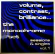 THE MONOCHROME SET - VOLUME,CONTRAST,BRILLIANCE (LP)