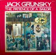 JACK GRUNSKY - THE PATIENCE OF A SAILOR[honeybee records/canada]'78/10trks.LP w/Insert