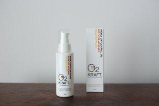 O2KRAFT マッサージ用オイル100m Pure(無香料)