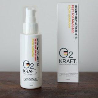 O2KRAFT マッサージ用オイル100m ローズマリーの香り