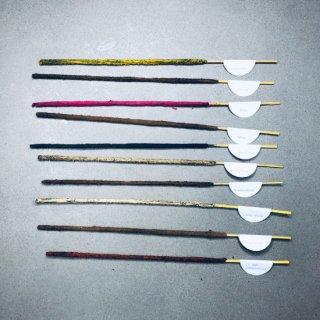 インセンス(お香)|植物から生まれた手作りのボタニカルインセンス