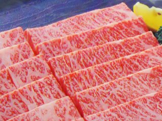 米沢牛 特選カルビ 焼肉用 500g