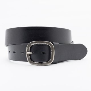 Basic[Black] / 38mm Genuine Leather ITALY