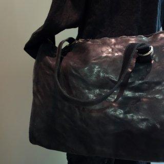 incarnation calf shoulder 2way one strap shoilder bag(31241-9121)