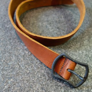 incarnation buffalo double bend belt 1.5 buckle(31318-8331)YEL