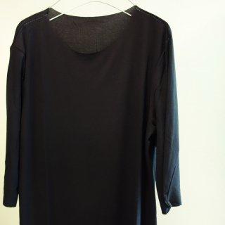 incarnation spiral arm t-shirt short sleeve(31484-3190SS)BLK
