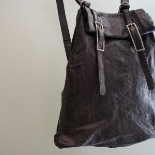 incarnation calf leather backpack#2(31510-9301)