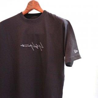 YOHJI YAMAMOTO ニューエラ コットン Tシャツ(HK-T15-074)