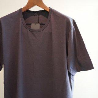 The Viridi-anne 40/-天竺Tシャツ(VI-2896-01)GRY