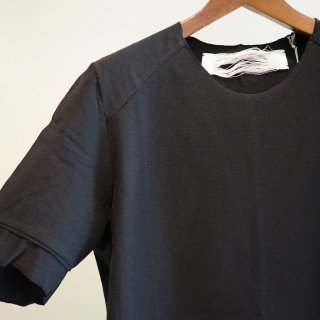 individual sentiments basic jersey t-shirt(CT61S-LJ49)BLK