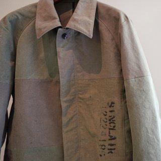 ISAMU KATAYAMA  BACKLASH USED US軍BAG リメイクコート(1612-33)