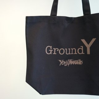 Ground Y ロゴトートバッグ(GO-I52-092)BLK¥3780