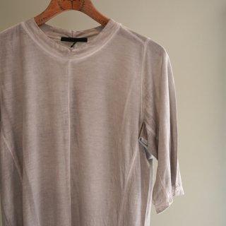 The Viridi-anne 流し染め Tシャツ(VI-2881-01)