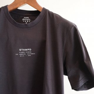 STAMPD Stacked Stampd Tee(S-M1658TE)