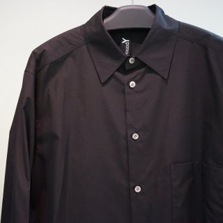 Ground Y ビッグシャツ(GV-B01-001)BLK¥30240