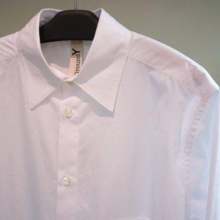 Ground Y ビッグシャツ(GV-B01-001)WHT