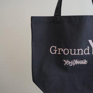 Ground Y ロゴ トートバッグ(GO-I52-092)¥3780