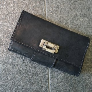 incarnation HORSE BUTT LEATHER WALLET LARGE#2(31713VL-8310)