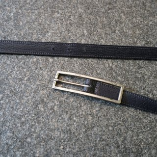 incarnation HORSE LEATHER BELT 0.75