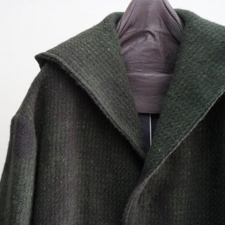 BIEK VERSTAPPEN donegal wool tweed coat(C06-U)