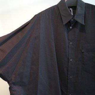 Ground Y 前ドルマン ビッグシャツ(GZ-B02-001)