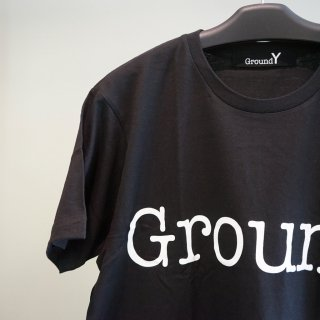 Ground Y GYロゴ グラフィックT(GZ-T57-093)