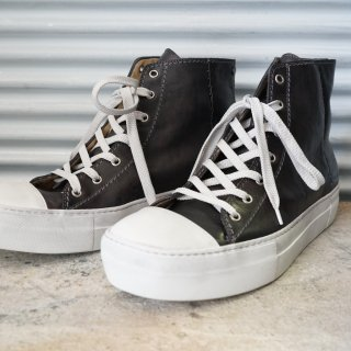 incarnation HORSE LEATHER HI CUT SNEAKER LINED(31811V-7585)