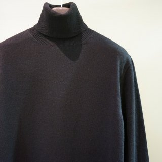 ISAMU KATAYAMA BACKLASH ウールカシミア タートルネックセーター(K763-02)