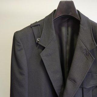 YOHJI YAMAMOTO ウールギャバ 5ボタン シングルジャケット(HC-J02-140)