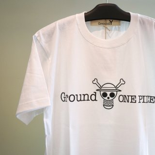 Ground Y ONEPIECE Collaboration ワンピースロゴTシャツA(GC-T24-075)